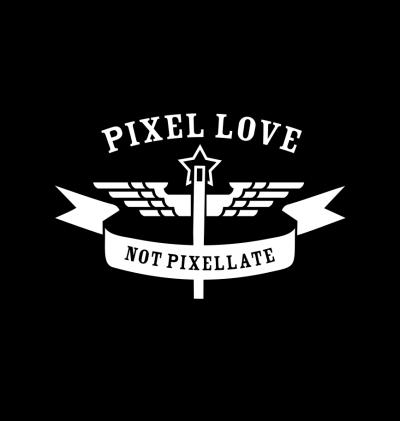 PIXEL LOVE BANNER