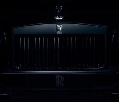 ROLLS ROYCE BLACK BADGE