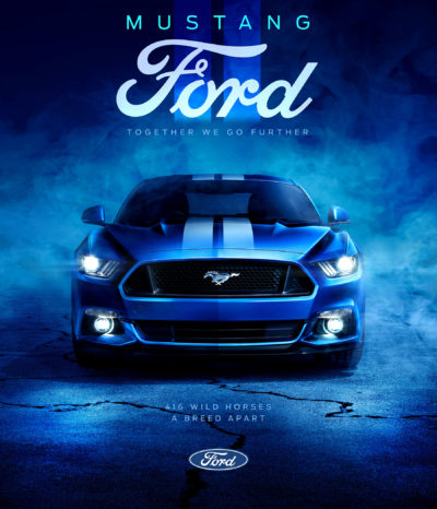 FORD PERFORMANCE – MUSTANG
